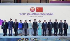 17th AEM - MOFCOM Consultations