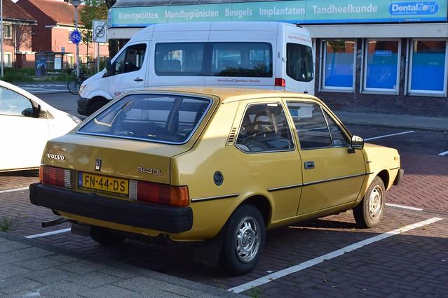Volvo 343DL 1980