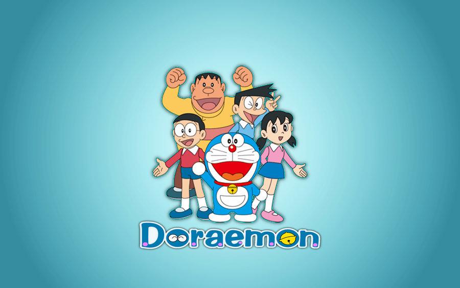 Download 940+ Wallpaper Of Doraemon And Friends Gratis Terbaik