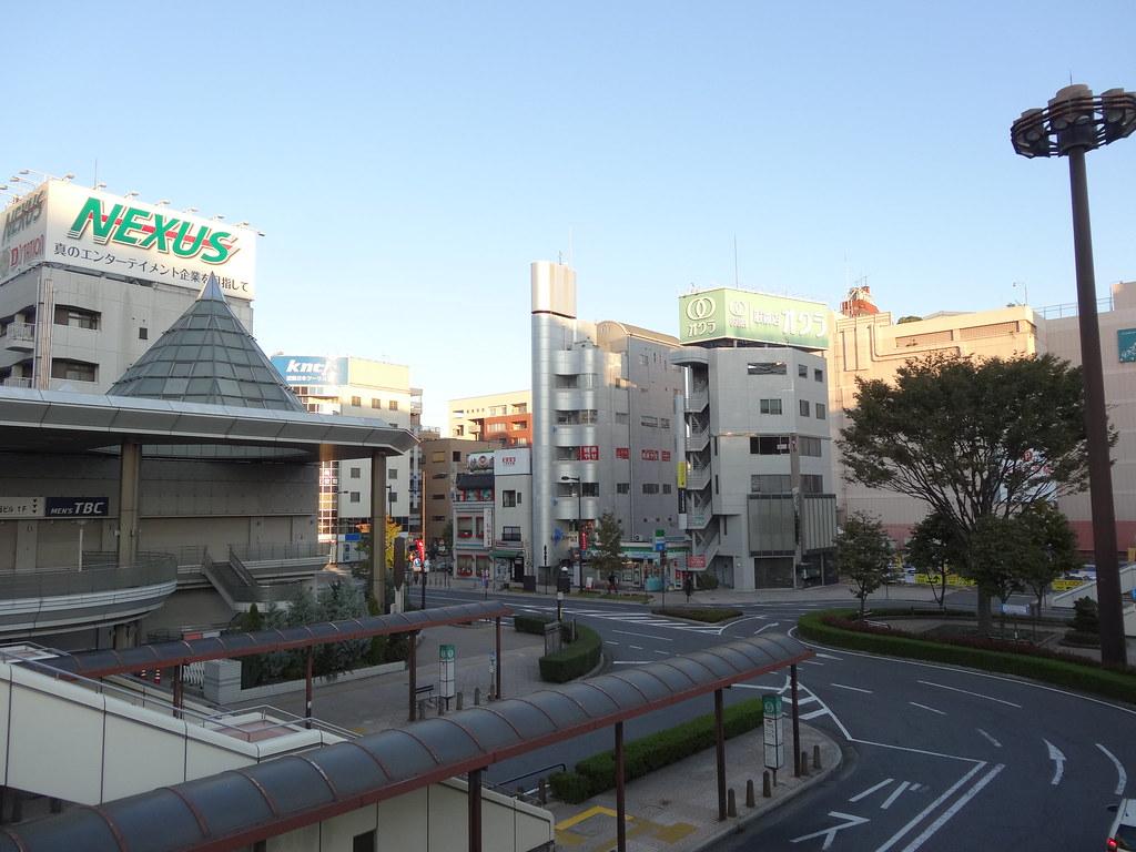 西口駅前#3