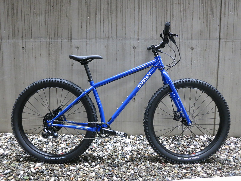 SURLY Karate Monkey Blue