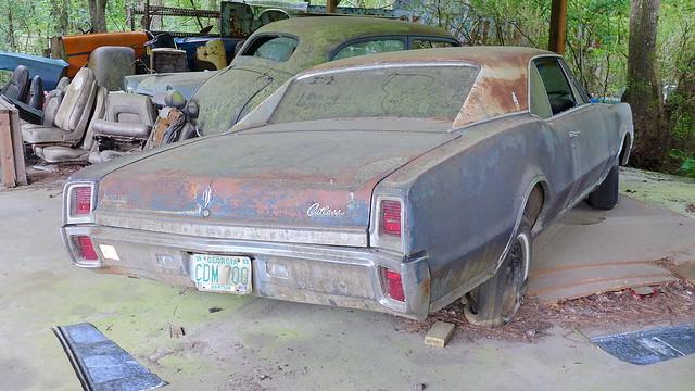 Oldsmobile Cutlass 1967 13.6.2018 1866