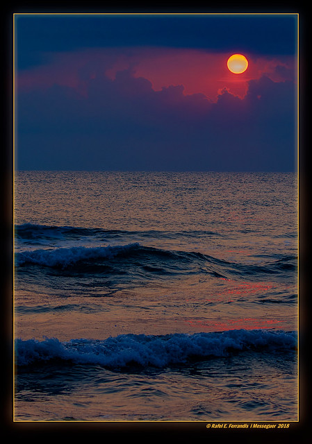 Alba mediterrània 33 (Mediterranian Dawn 33) Cullera, la Ribera Baixa, València, Spain