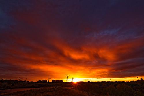 scunny scunthorpe northlincolnshire sunrise sunlight sun orangeskies colourful canon eos1dxmk2 tamron 1530mmf28 wideangle morning dawn