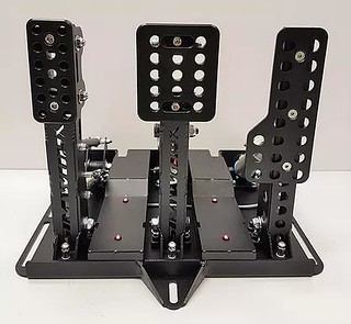 SimWorx Pro Series GT V3 LC Pedal Set 1