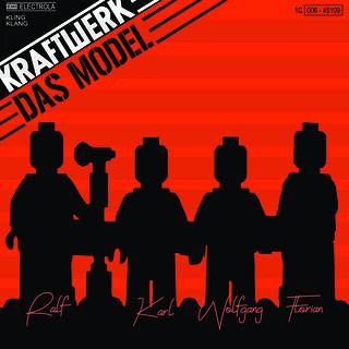 KRAFTWERK: Das Model
