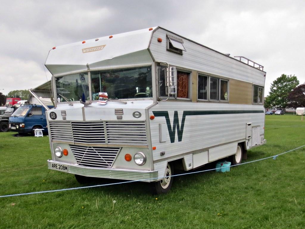 485 Winebago Brave SE (1970) | Winnebago Brave SE (1970) Eng