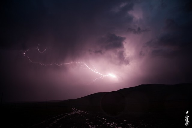 Thunderstorms...