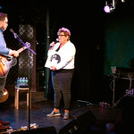 Tue, 04/09/2018 - 8:32pm - Amos Lee performs an FUV Live session at the McKittrick Hotel in New York City, 9/4/18. Hosted by Rita Houston. Photo by Gus Philippas/WFUV