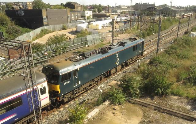92033 : Willesden Junction