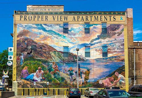 philadelphia philadelphiacounty pennsylvania roxboroughmanayunk manayunk art mural