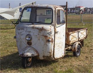 Lambretta 175 light truck   by Clive1945