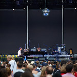 Fri, 17/08/2018 - 11:14pm - Ben Folds Live at Forest Hills Stadium, 8.17.18 Photographer: Gus Philippas