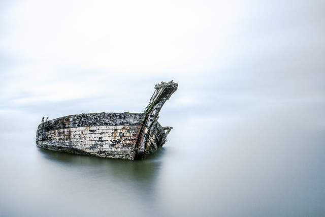 Lost wreck