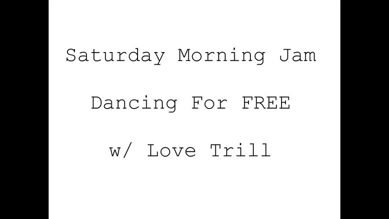 FabFree:  Saturday Morning Jams - Dance For Free - A FREE BENTO DANCE ANIMATION!