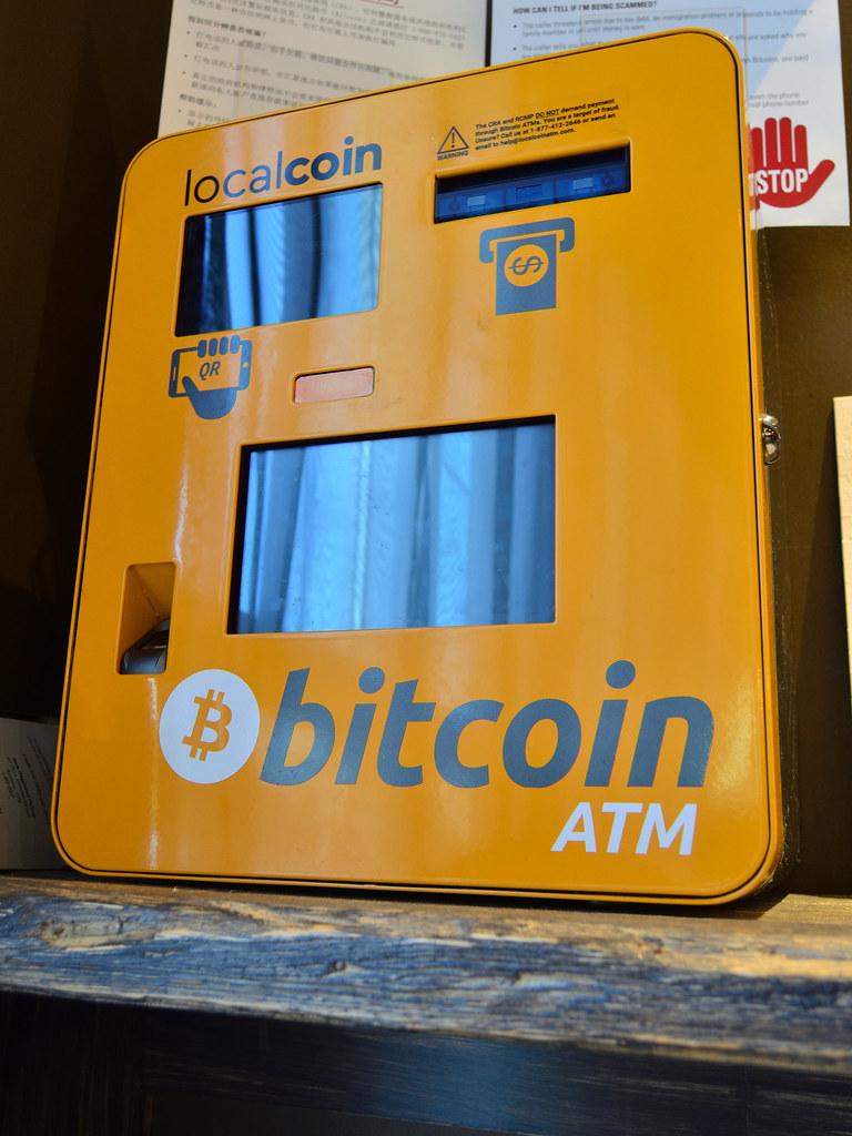 Más de 8.000 cajeros automáticos de Bitcoin ya operan en todo el mundo