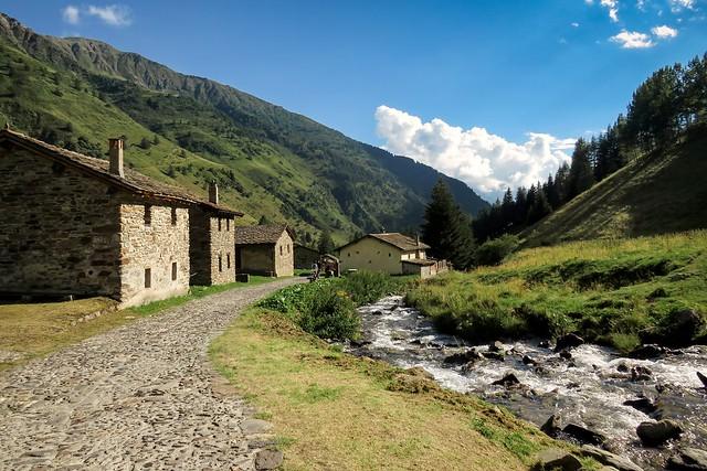 Località Case di Viso, Italia