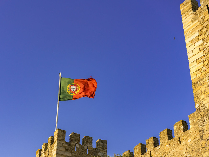 Portugal Castle of the Moors