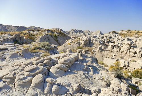nebraska badlands rocks toadstoolgeographicpark plains prairie landscape outdoors