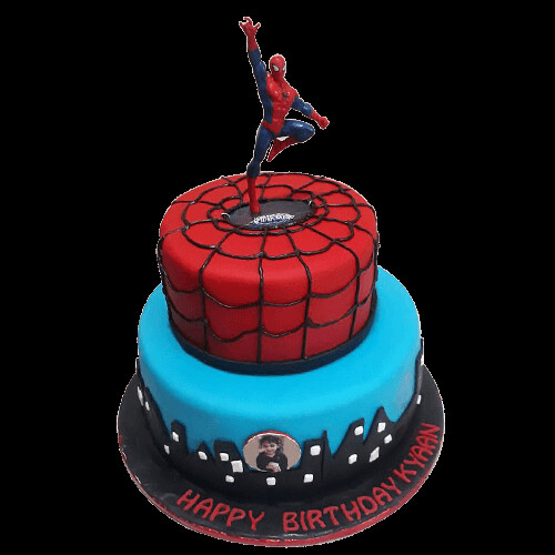Phenomenal Spiderman Cake Design For Birthday A Huge Variety Of Spide Flickr Funny Birthday Cards Online Elaedamsfinfo
