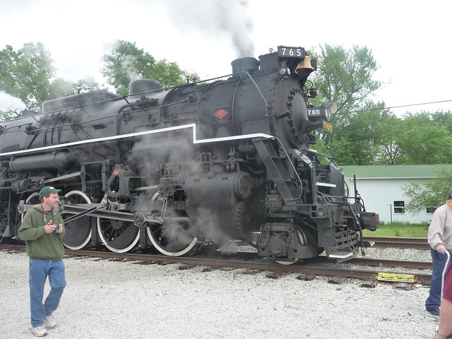 765 at North Judson on 5-28-2011