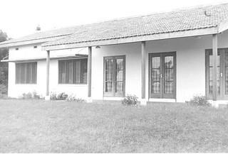 John Ingold house Ghana 1962