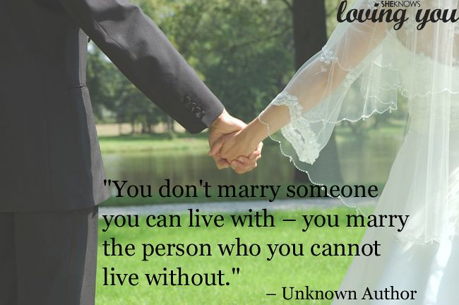 Wedding Quotes : I didn't discover this until my secon ...