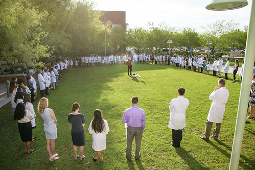 Class of 2021 Tree Blessing Ceremony