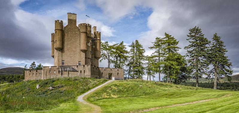 castillo Braemar, Aberdeenshire