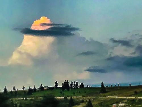 wolken clouds sonnenuntergang sunset landscape landschaft ipone outstandingforeignphotographersvisitingromania