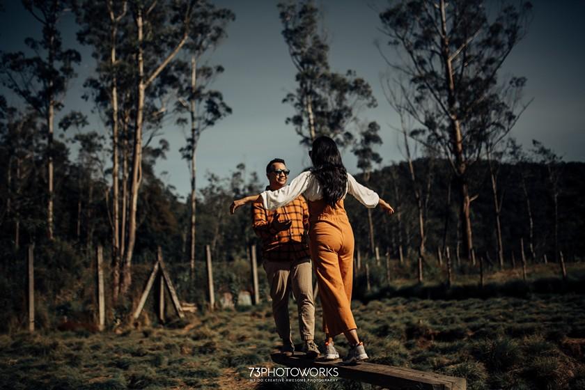 Jasa Foto Prewedding Di Bandung Ranca Upas 73photoworks Flickr