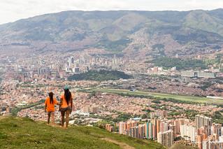 Cerro de las Tres Cruces, Medellin | by ryananderton