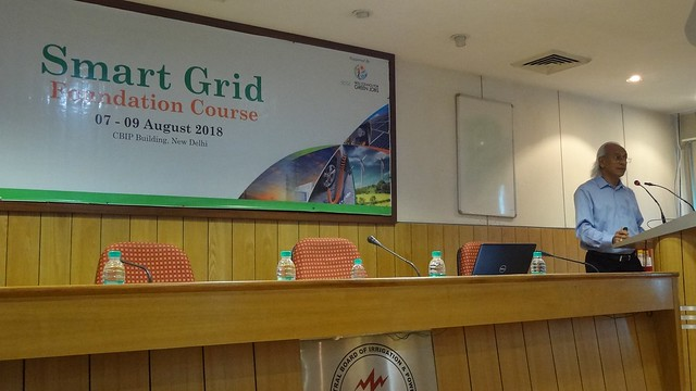 SESSION-15: Smart Grid as Anchor Infrastructure for Smart Cities