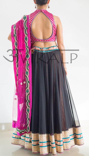 Lehenga choli designer in Delhi India