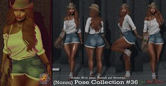 ::HOZ:: {Nonni} Pose Collection #36 @ FLAUNT