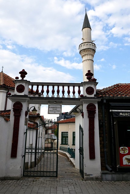 Zeynel Abidin Paşa mosque & Halveti-Dervish lodge Ohrid