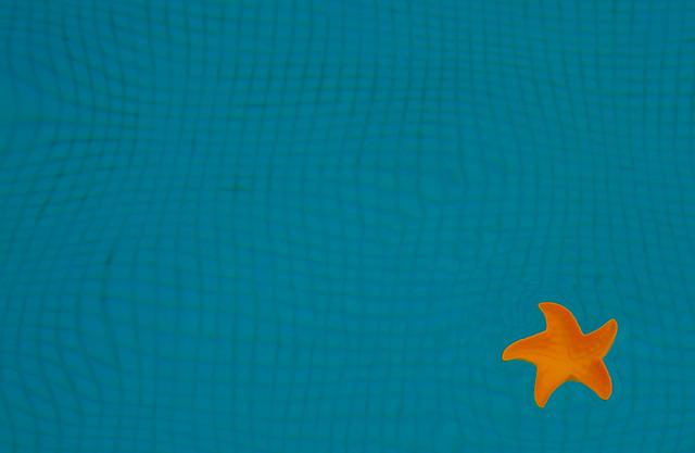 Floating star