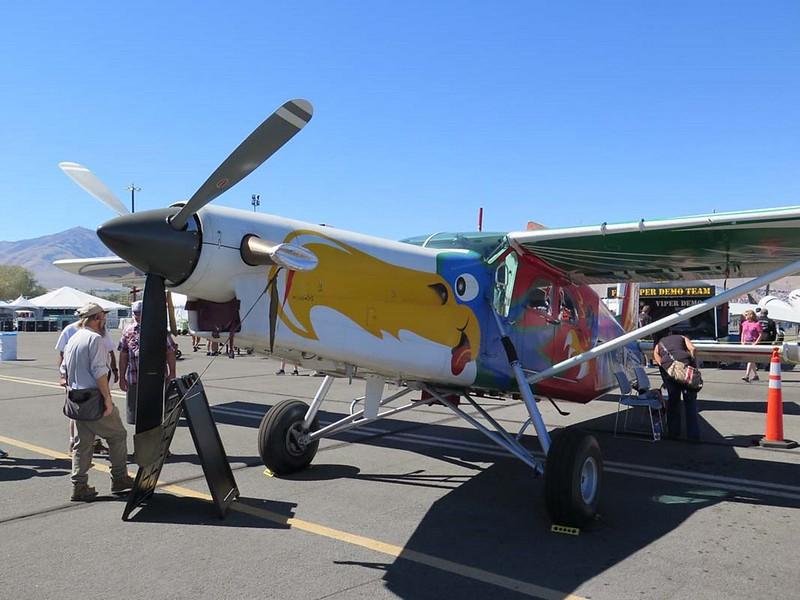 Pilatus PC-6 Porter 1