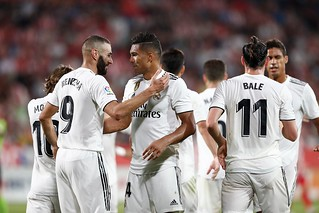 Girona vs Real Madrid | by ♔Real Madrid CF♔