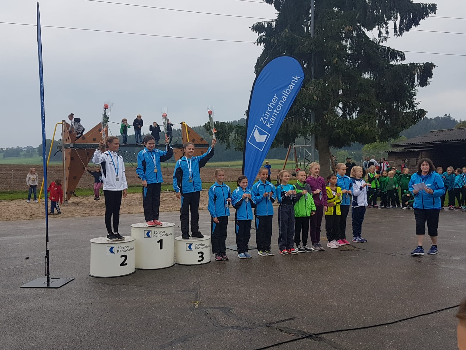 Zürcher Kantonale Gerätemeisterschaften Effretikon
