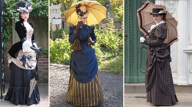 In a Victorian Style