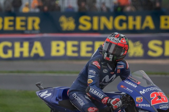 Clear visor(almost) of vinales