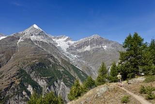 Double glacier view | by danlmarmot