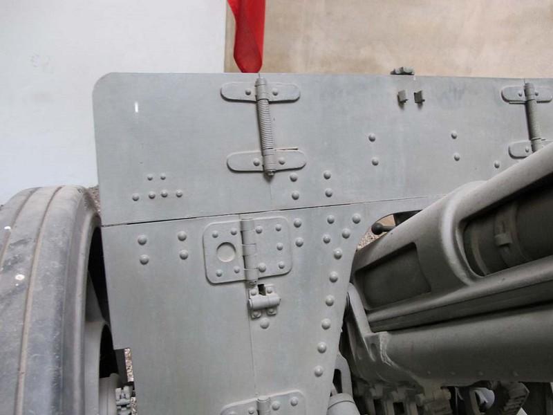 Italiaanse 75mm Houwitser-18 Model 35 3