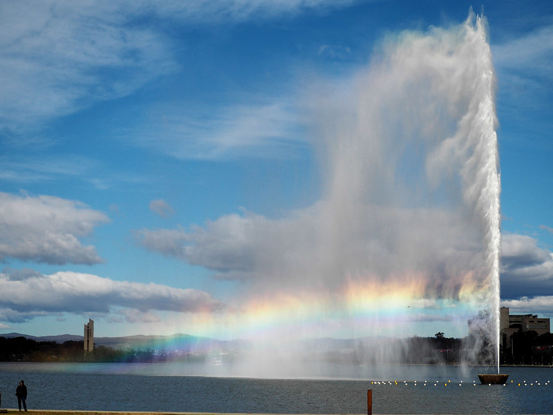 Canberra Fountain