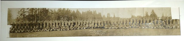 Yard-Wide Photo of the 58th Spruce Squadron