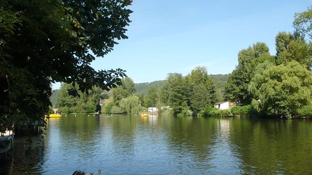 Clécy - L'Orne le viaduc de Clécy Les Roches du parc La Suisse Normande