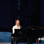 Fri, 17/08/2018 - 11:21pm - Ben Folds Live at Forest Hills Stadium, 8.17.18 Photographer: Gus Philippas