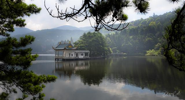 庐琴湖 Luqin Lake