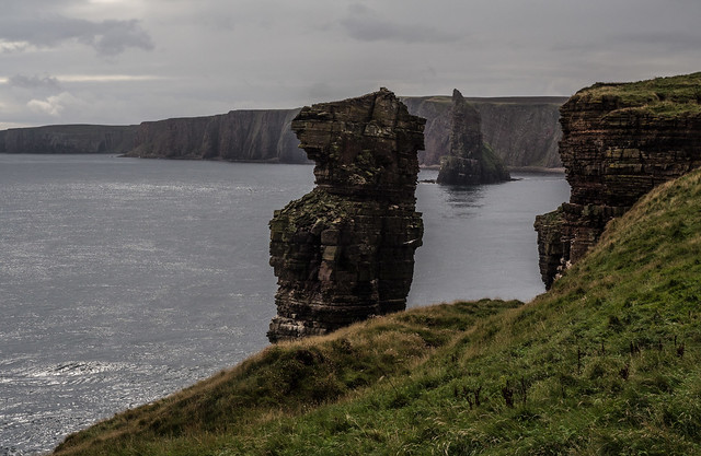 Sea Stacks - Duncansby Head Sept 2018